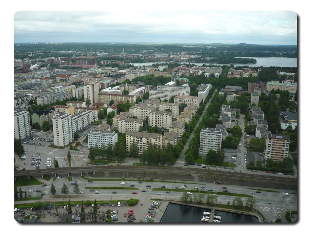 Tampere, a kedvencünk